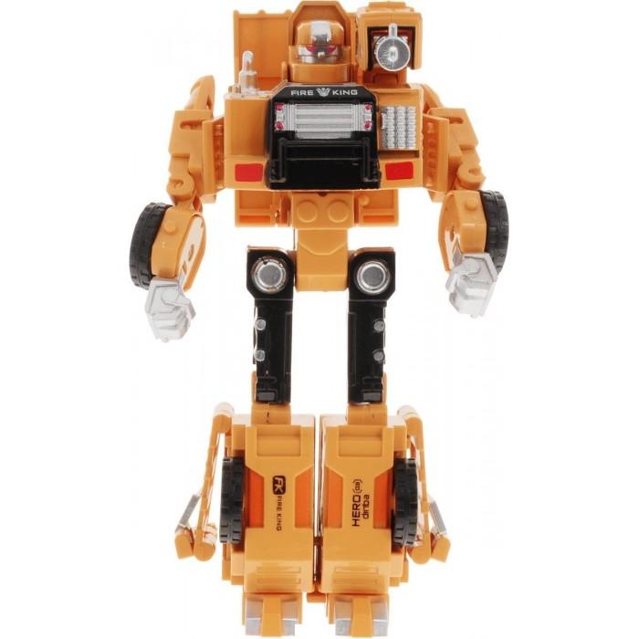 JRX Робот трансформер-строитель Hunter самосвал