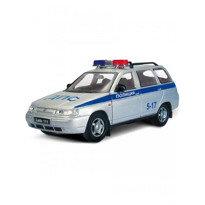 Машины Autogrand Автомобиль Lada 111 Полиция 1:36
