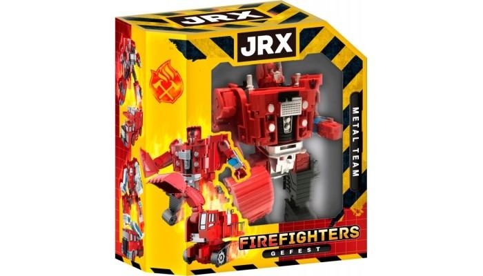 JRX Пожарный робот-трансформер Gefest фото