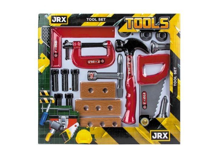 Ролевые игры JRX Набор инструментов Мастер на все руки набор инструментов oasis набор инструментов мастер 496520 серебристый