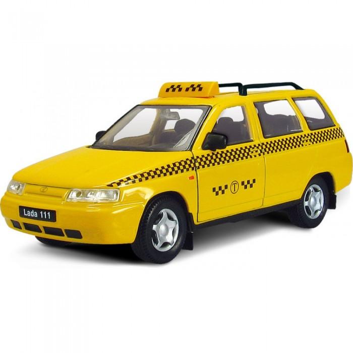 Машины Autogrand Автомобиль Lada 111 Такси 1:36
