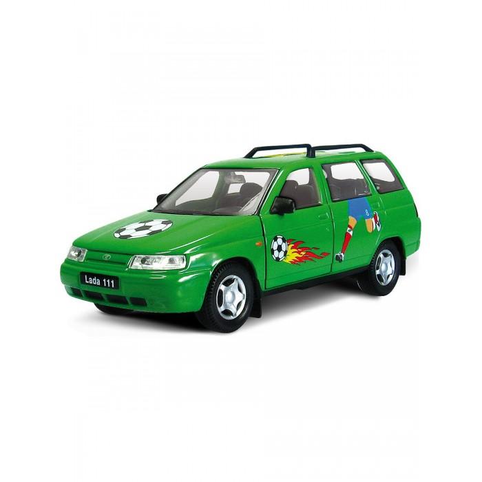 Машины Autogrand Автомобиль Lada 111 Футбол 1:36