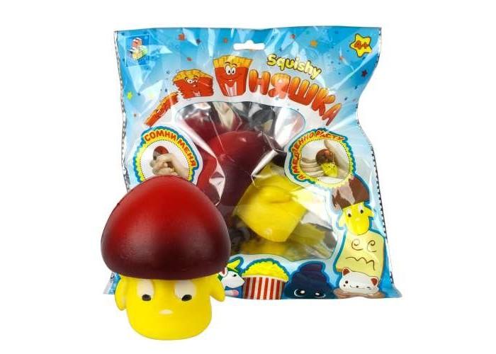 Развивающие игрушки 1 Toy антистресс мммняшка Squishy Гриб