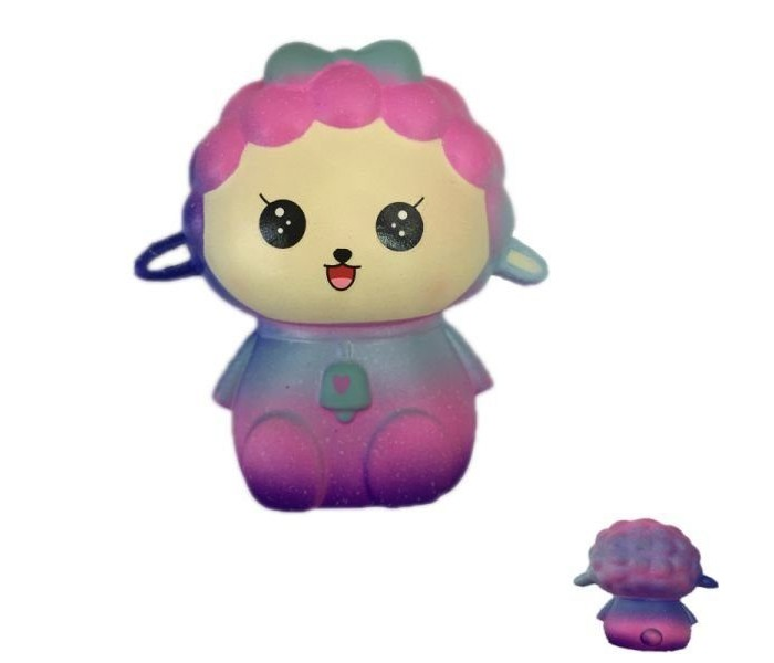 Развивающие игрушки 1 Toy антистресс мммняшка Squishy Овечка