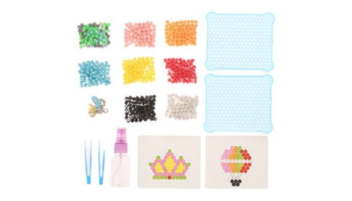1 Toy Набор для творчества Aqua pixels Набор принцессы 600 деталей