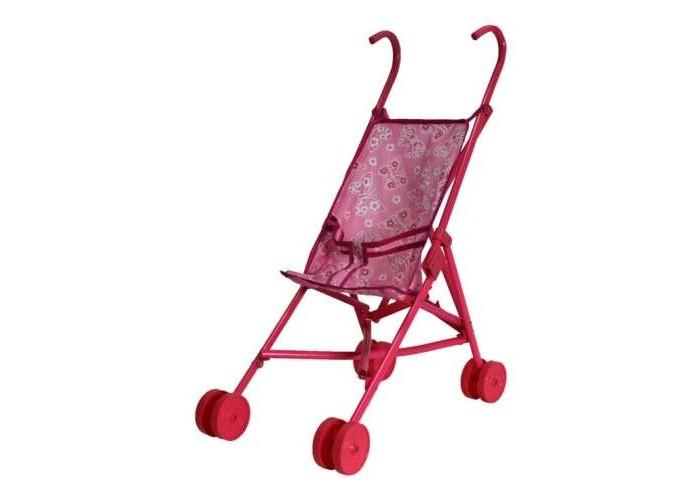 Коляски для кукол 1 Toy трость пластиковый каркас коляски для кукол mami 16424