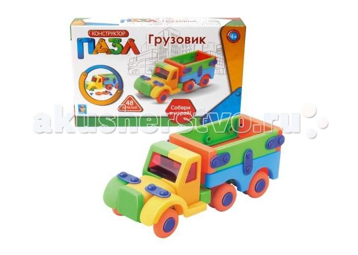 Конструкторы 1 Toy пазл Грузовик 48 деталей