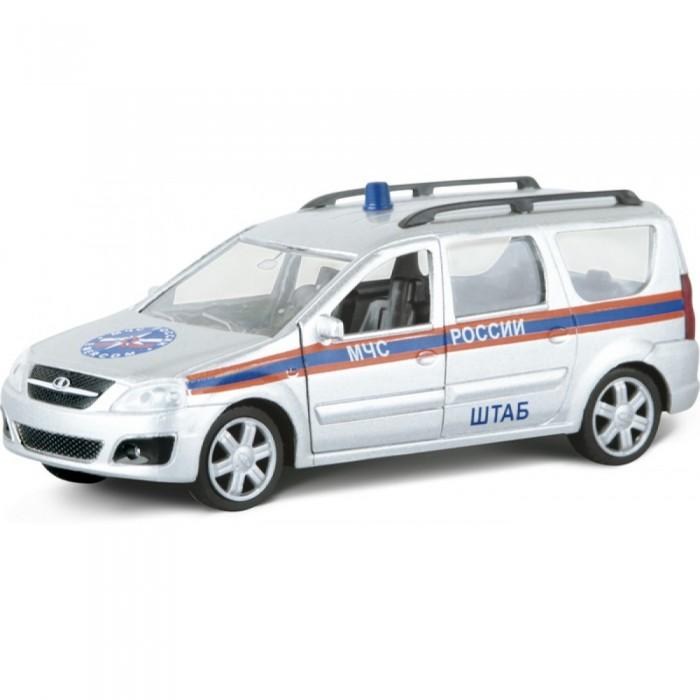 Машины Autogrand Автомобиль Lada Largus МЧС 1:38