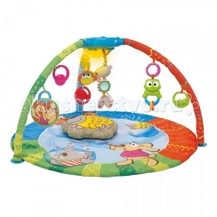 Развивающий коврик Chicco Bubble Gym 3 в 1, Bubble Gym 3 в 1