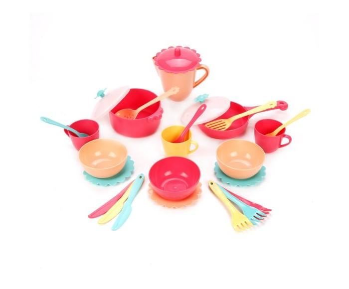 Ролевые игры Mary Poppins Набор посуды Карамель (26 предметов)
