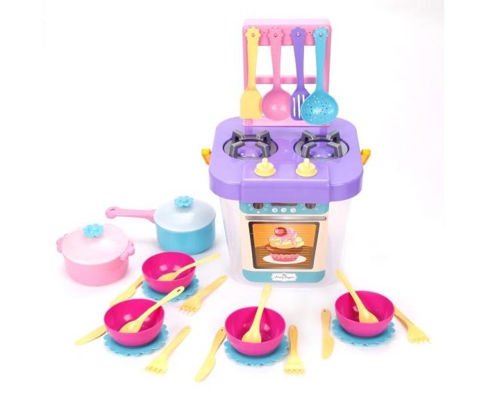 Ролевые игры Mary Poppins Набор Плита-ведро с набором посуды (27 предметов)