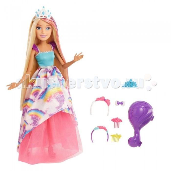Barbie Большая кукла с длинными волосами Блондинка 43 см