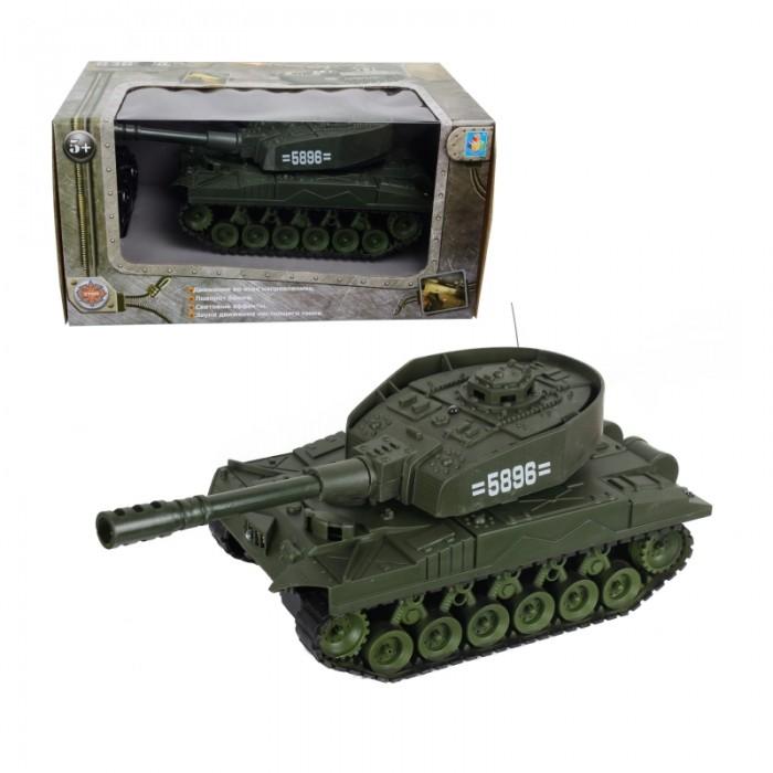 Радиоуправляемые игрушки 1 Toy Танк Взвод со светом и звуком