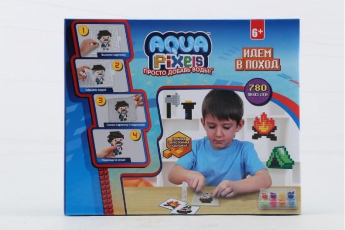 1 Toy Набор для творчества Aqua pixels Идем в поход 780 деталей