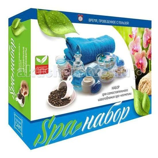 Наборы для творчества Каррас SPA-Набор набор для творчества каррас набор для плетения из лозы к004