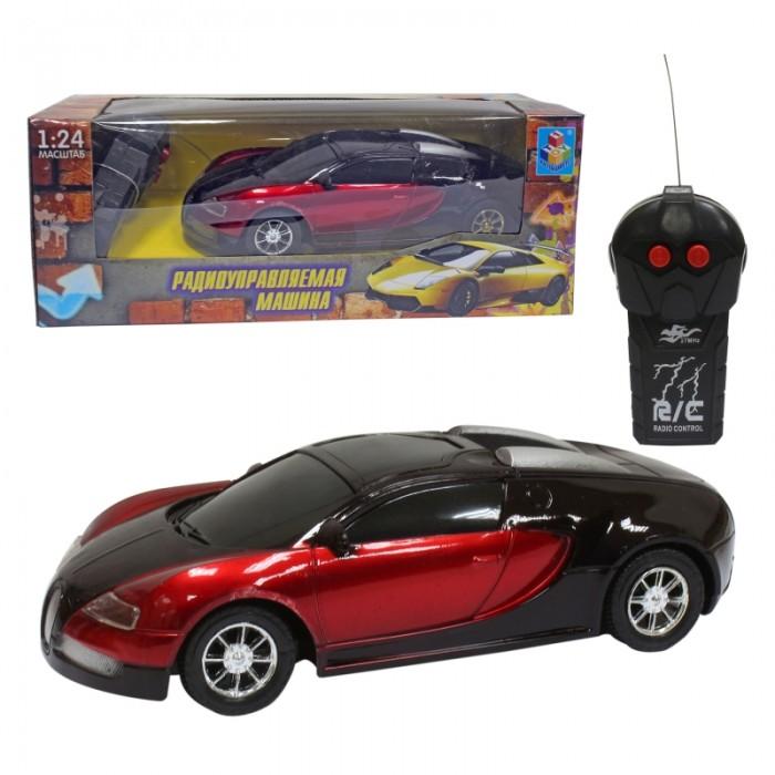 Фото - Машины 1 Toy Машина на радиоуправлении Драйв конструктор машина на радиоуправлении в ассортименте 443 детали