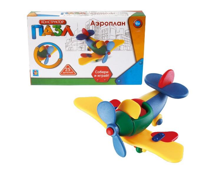 Конструкторы 1 Toy пазл Аэроплан 25 деталей константин бобин технология изготовления деталей летательных аппаратов