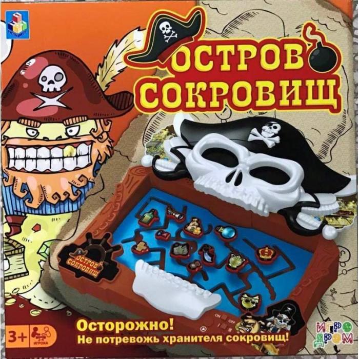 1 Toy Настольная игра Игродром Остров сокровищ