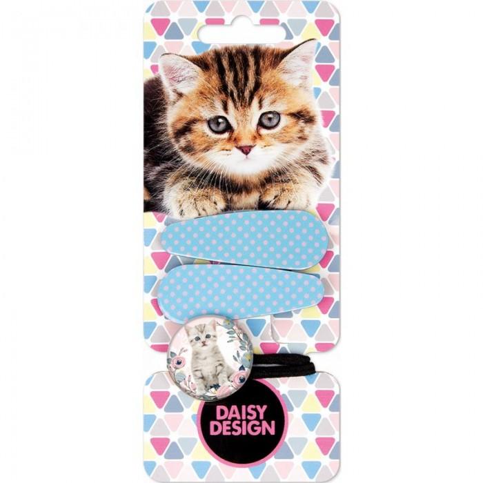 Аксессуары Daisy Design Набор аксессуаров для волос Kittens Васька