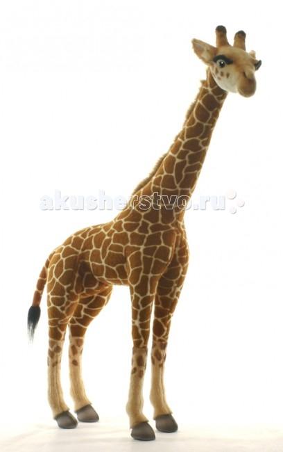 Мягкая игрушка Hansa Жираф 85 см
