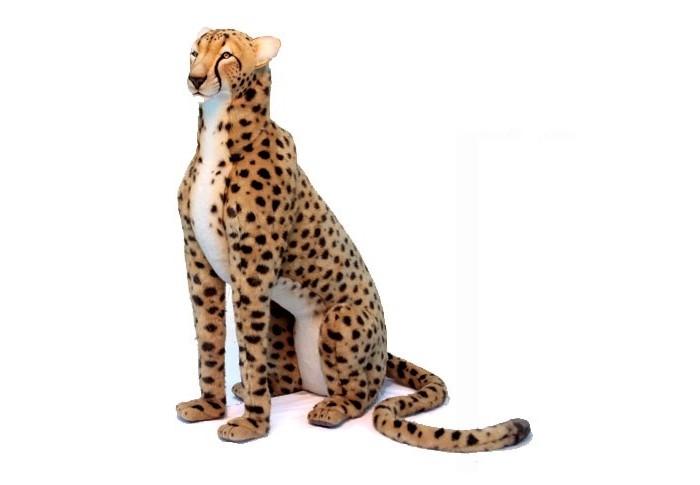 Мягкая игрушка Hansa Гепард сидящий 110 см