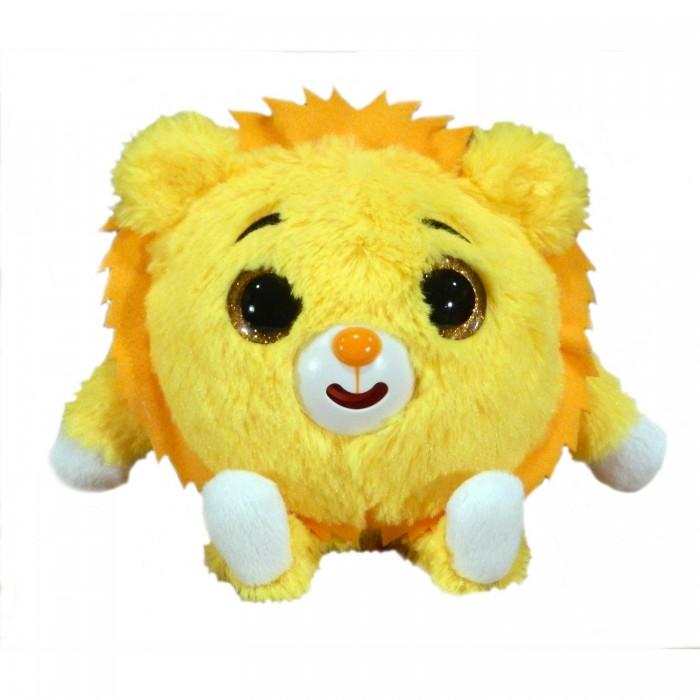 Купить Мягкие игрушки, Мягкая игрушка 1 Toy Дразнюка-Zoo Львёнок 13 см