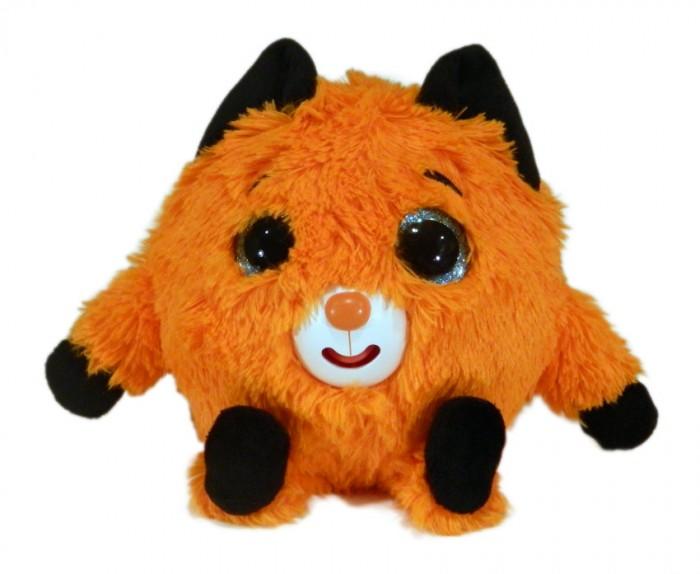 Мягкие игрушки 1 Toy Дразнюка-Zoo Лисичка 13 см