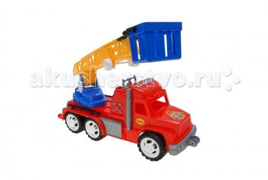 Машины Каролина-М Профи Пожарная машина м пластика