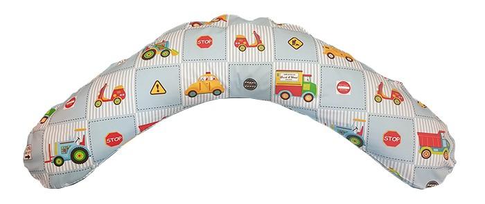 LeJoy Подушка для беременных Premium Машинки от LeJoy