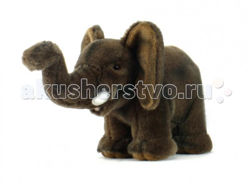 Купить Мягкие игрушки, Мягкая игрушка Hansa Слоненок 15 см