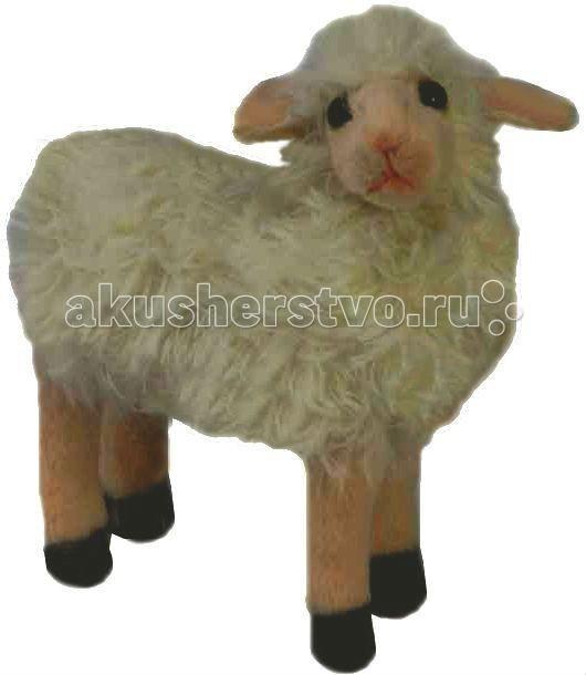 Мягкие игрушки Hansa Овца 17 см hansa мягкая игрушка овца