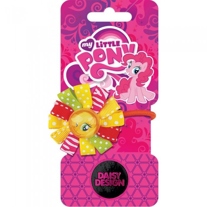 Аксессуары Daisy Design Резинка для волос My Little Pony Розетка Эпплджэк daisy design браслет daisy design my little pony sweet pony