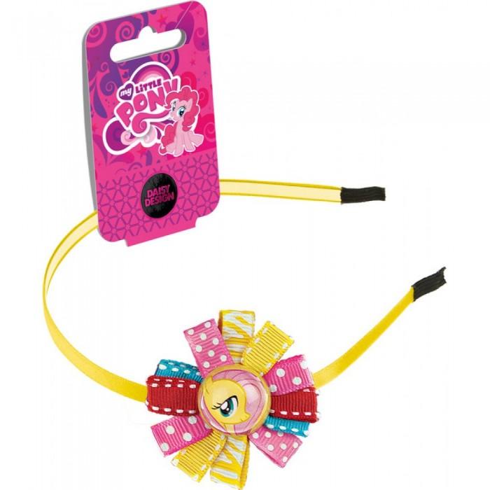 Аксессуары Daisy Design Ободок для волос My Little Pony Флаттершай daisy design браслет daisy design my little pony sweet pony