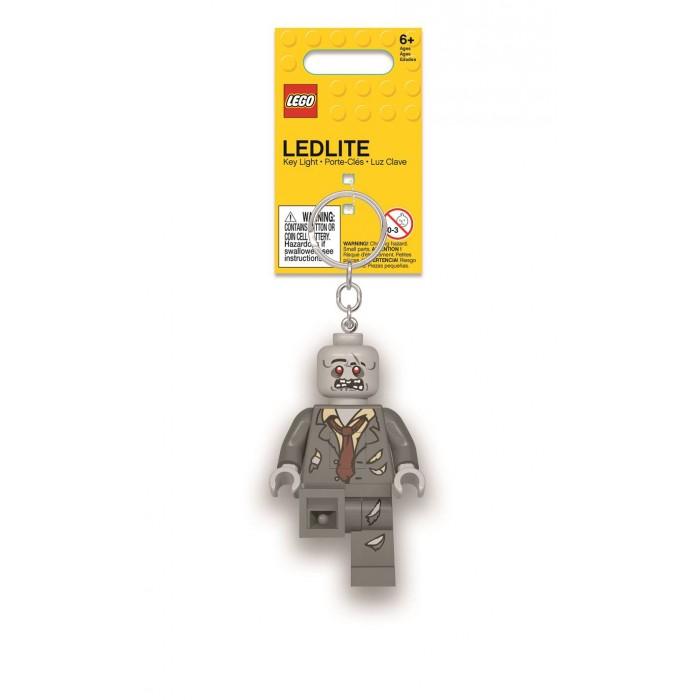 Конструктор Lego Брелок-фонарик для ключей Zombie фото