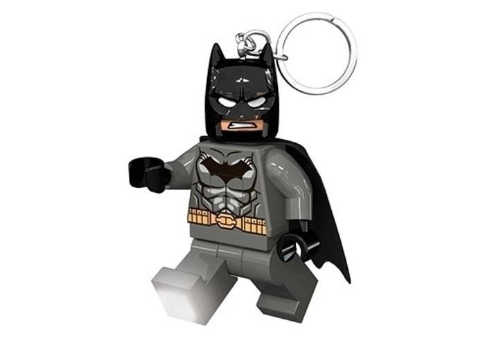 Конструктор Lego Брелок-фонарик для ключей DC Super Heroes Grey Batman