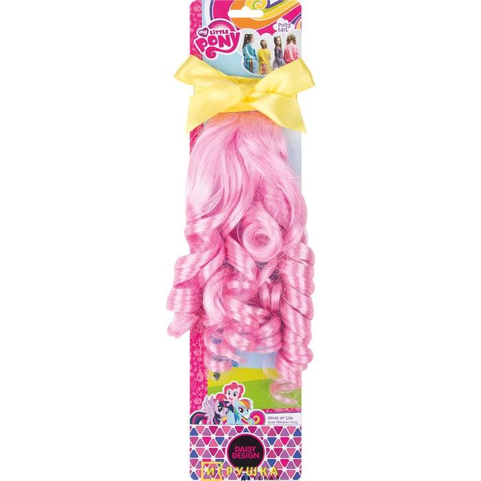 Аксессуары Daisy Design Аксессуар для девочек Хвост Пони - Флаттершай My Little Pony майка для гимнастики для девочек s500 gym my little top