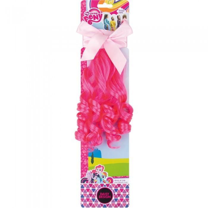 Аксессуары Daisy Design Аксессуар для девочек Хвост Пони - Пинки Пай My Little Pony майка для гимнастики для девочек s500 gym my little top