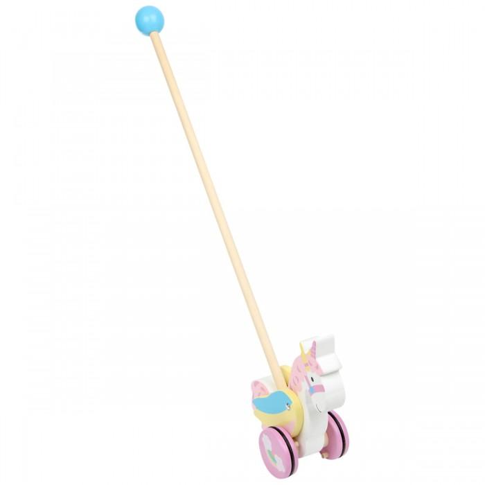 Каталка-игрушка Фабрика фантазий каталка Единорог фото