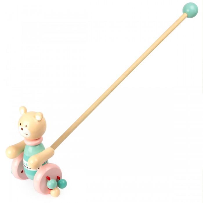 Каталка-игрушка Фабрика фантазий каталка Мишутка фото