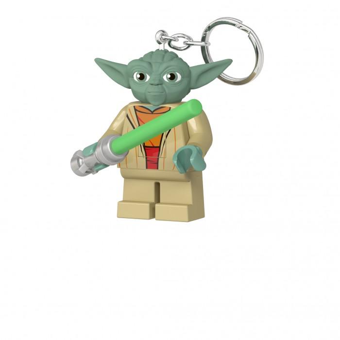 Купить Конструктор Lego Брелок-фонарик для ключей Star Wars - Yoda with Lightsaber