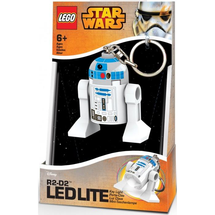 Конструктор Lego Брелок-фонарик для ключей Star Wars - R2-D2