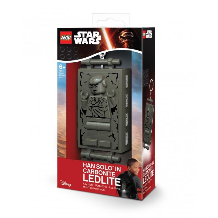 Lego Брелок-фонарик для ключей Star Wars Han Solo