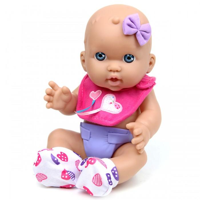 Lisa Jane Кукла-пупс с бантиком 30 см
