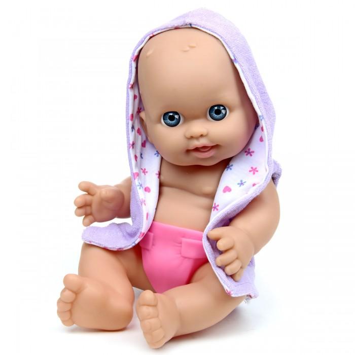 Lisa Jane Кукла-пупс в халатике 30 см