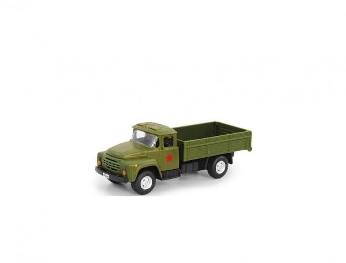 Машины Play Smart Инерционный металлический Грузовик военный 1:52 машины play smart инерционный грузовик продукты
