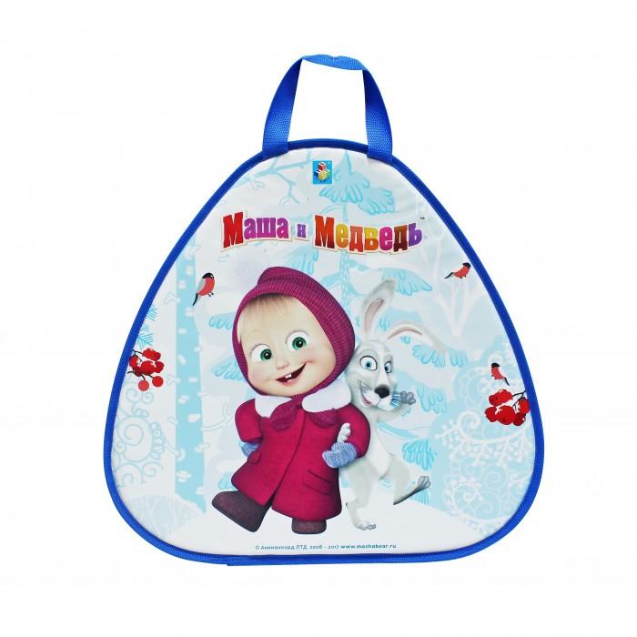 Ледянка 1 Toy Маша и Медведь Т10661 52х50 см