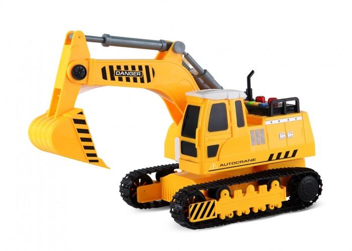 Drift Спецтехника 360-Excavator Truck 1:14 со звуком и светом фрикционный