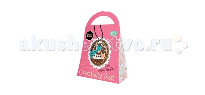 Купить Daisy Design Набор для создания подвески Пташка Caramel в интернет магазине. Цены, фото, описания, характеристики, отзывы, обзоры