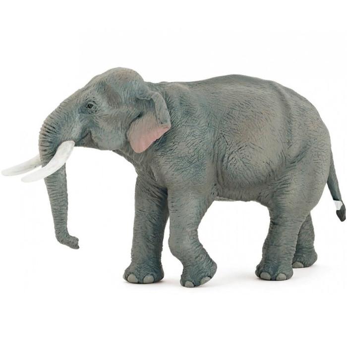Игровые фигурки Papo Игровая реалистичная фигурка Азиатский слон