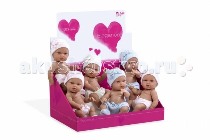 Купить Куклы и одежда для кукол, Arias Кукла Elegance 33 см 6 шт.